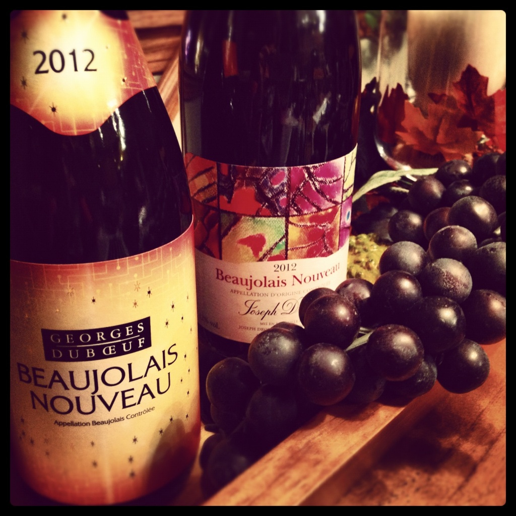 Beaujolais Christmas